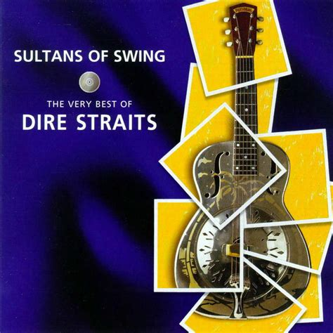 swing swing album dire straits sultans of swing the very best of front