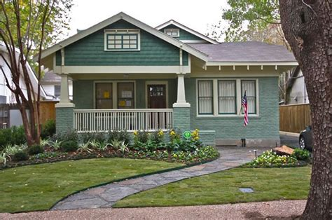 2012 bungalow historic house colors