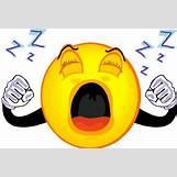 Sleepy Smiley Face Emoticon | 608 x 410 jpeg 104kB