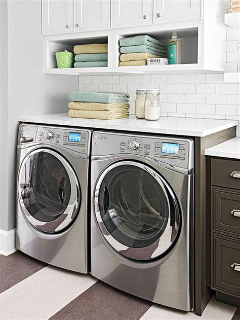 Closet Laundry Mat by Kreative Ideen F 252 R Eine Moderne Waschk 252 Che Trendomat