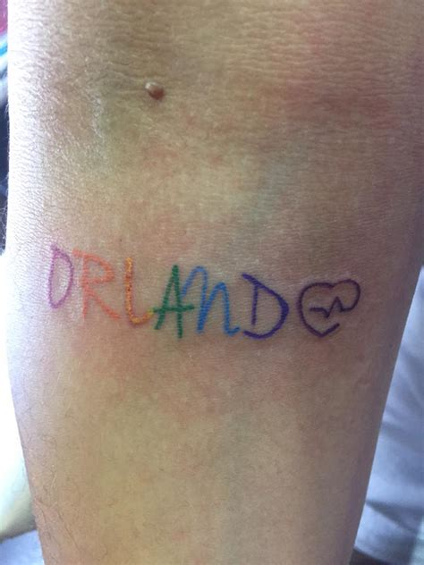 tattoo you orlando orlando tattoo artists fundraise for victims with pulse