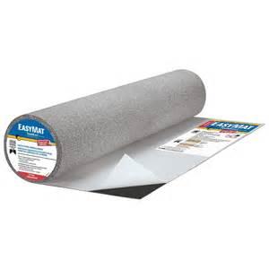 home depot underlayment custom building products easymat tile underlayment