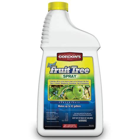 tree spray fruit tree spray quart agri supply 28001