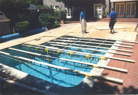 Pool Cover Floor pool covers floors rentals rental supplies
