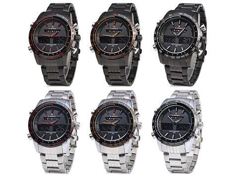 Naviforce Nf9024 naviforce nf9024 dual movt reloj de cuarzo para hombre