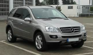 Mercedes 320 Ml Mercedes Ml 320 Cdi Technical Details History
