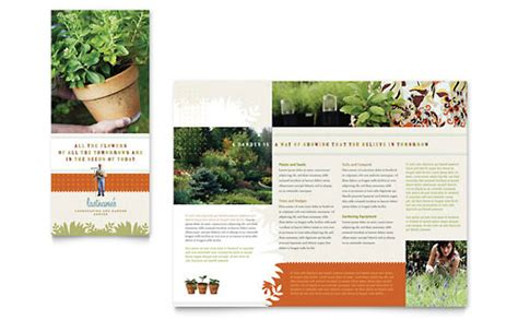 Agriculture Farming Brochures Flyers Word Publisher Templates Free Agriculture Flyer Templates