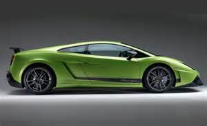 Lamborghini Superlegera Car And Driver