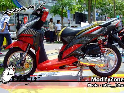 Motor Honda Vario 125 Fi 2013 modifikasi honda vario 125 pgm fi 2013 bag 2