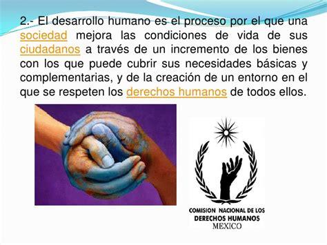 la historia y el ser humano desarrollo humano segun la onu