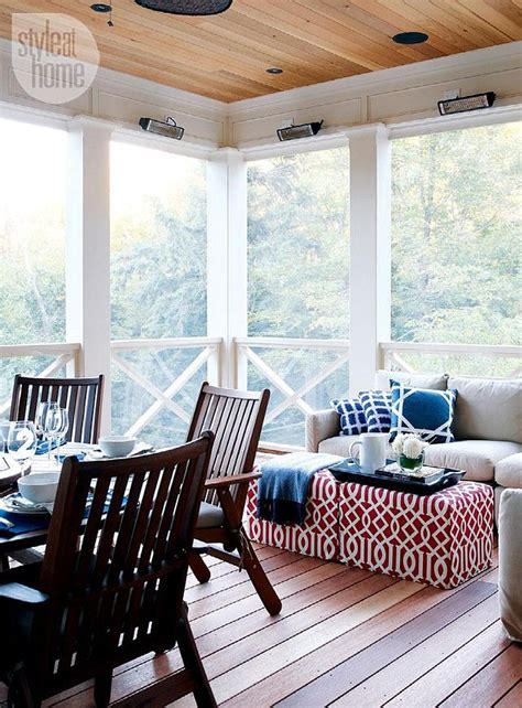 Sunroom Makeover Ideas 17 Best Ideas About Screen Porch Decorating On Pinterest