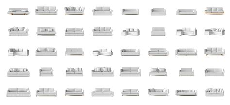 Sofa Types by 21 Different Types Of Sofas And Slipcoverability What S