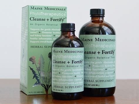 Detox Maine by Gentle Detox Tonic By Maine Medicinals The Grommet