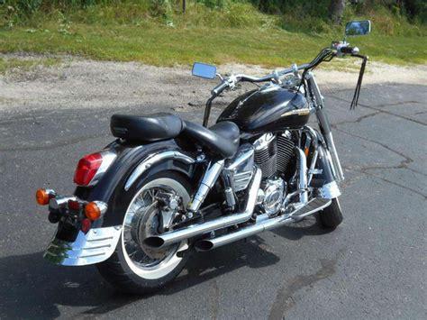 honda shadow aero buy 1998 honda shadow aero 1100 cruiser on 2040 motos