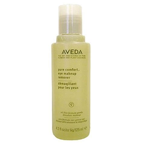 pure comfort aveda pure comfort eye make up remover 125ml free delivery