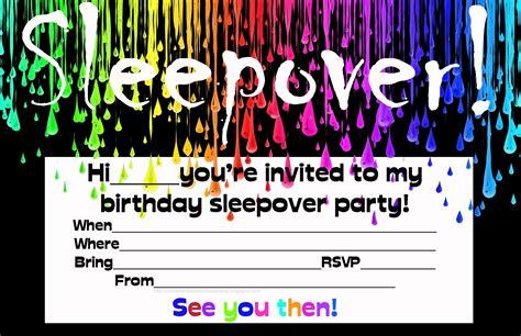 free birthday party invitation templates top free birthday party