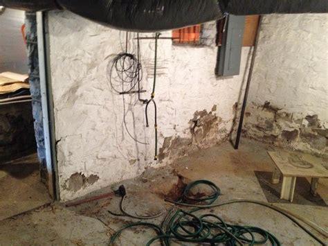 waterproofing stone basement walls woods basement systems inc basement waterproofing