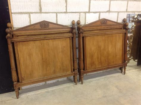 antique beds pair of antique french beds 242493 sellingantiques co uk