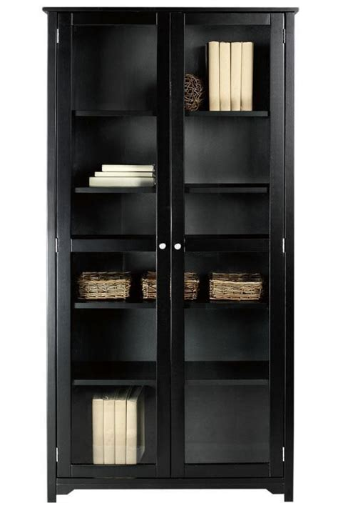 How To Build A Bookcase With Glass Doors 154 Best Images About Home Decor On