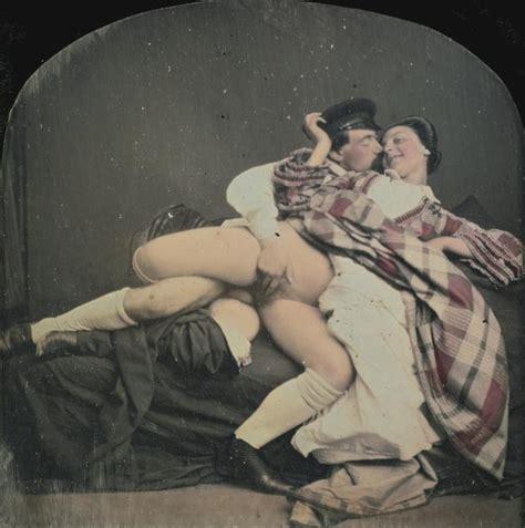 Quot An Amorous Couple Quot An Early Erotic Daguerreotype C