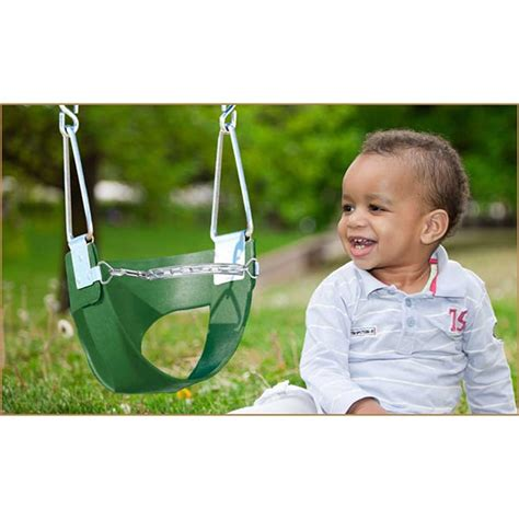 creative playthings baby swing belted toddler swing rope