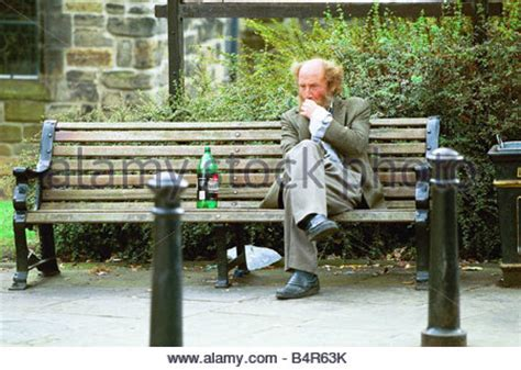 bench drinking newcastle tr drinking on a bench stock photo royalty free image 20178699 alamy