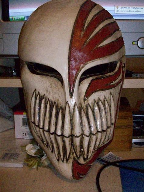Ichigo Hollow Mask Papercraft - hollow mask by yummycupcake on deviantart