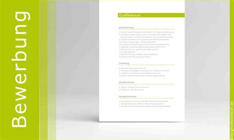 Bewerbung Lebenslauf In Osterreich Lebenslauf Vorlage Word Open Office Zum Herunterladen