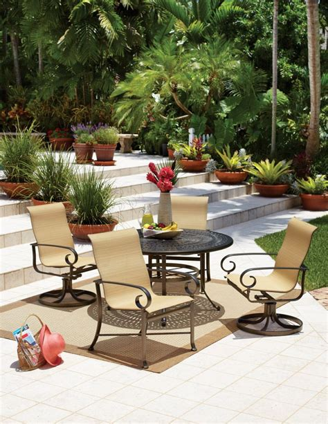 Complete Out Of Doors Decoration By Picking Winston Patio Winston Patio Furniture
