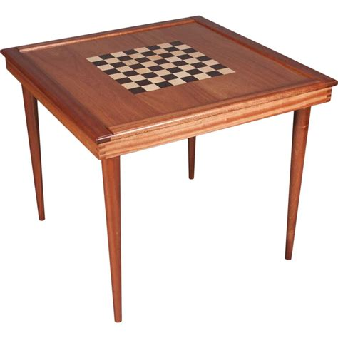 large wooden table large wood chess table ode to wood