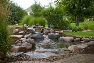 Waterfall Ponds Backyard Aquascape Your Landscape Small Ponds Pack A Punch