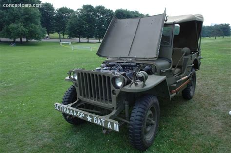 1942 willys jeep value auction results and data for 1942 willys jeep