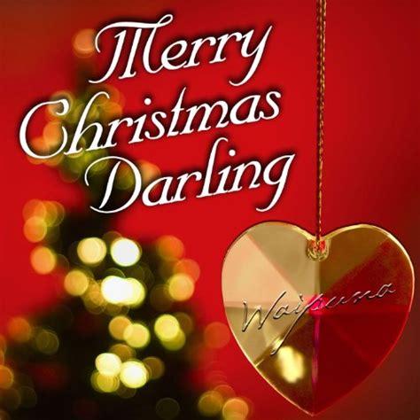 merry christmas darling  waipuna  amazon  amazoncom