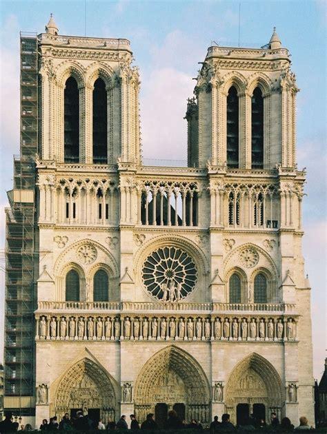 notre drame de paris file paris notre dame facade jpg wikimedia commons