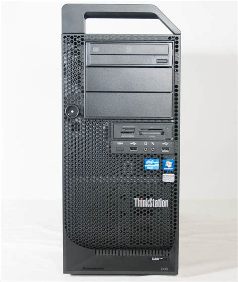 lenovo thinkstation d30 workstation review 16 cores and