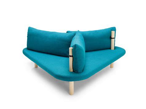 Holmen Triangle Shaped Sofa Decoist