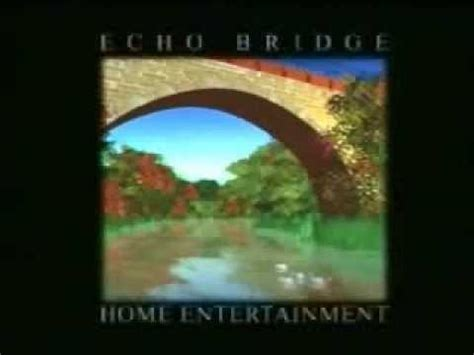 echo bridge home entertainment 2000s