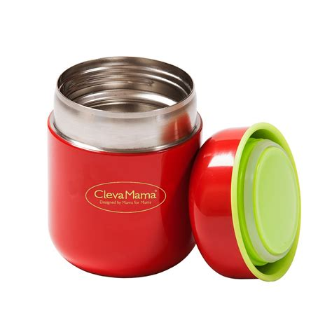 Cover Fireplace clevamama food flask 8hrs