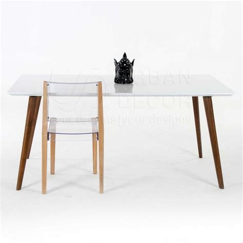 acrylic dining chairs with wood table casper dining chair 4 pcs