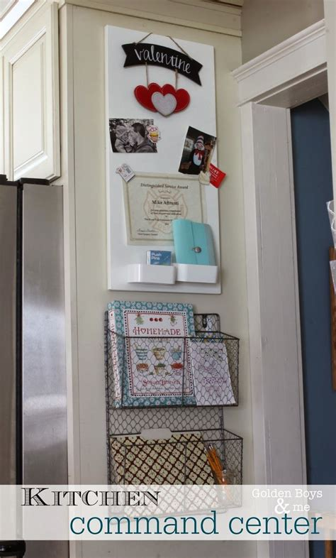 25 best ideas about kitchen message center on pinterest family message center kitchen