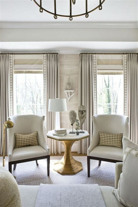 classic window coverings window treatment ideas shades and drapery panels