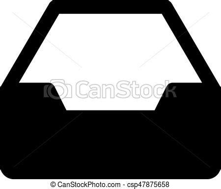 schublade zeichnung schublade clipart vektor suche illustration zeichnungen
