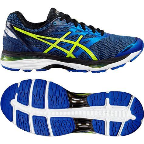 asics cumulus mens running shoes asics gel cumulus 18 mens running shoes