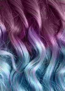 mermaid colored hair how to become a mermaid in 30 seconds hair chalk review