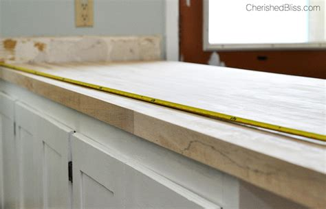 butcher block countertop finish how to finish and install butcher block countertop