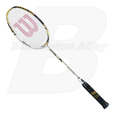 Raket Wilson Blx wilson matrix blx 2010 badminton racket wrt817400