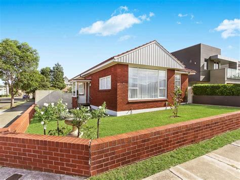 Brick Garages Designs post war double and triple fronted homes in australia domain