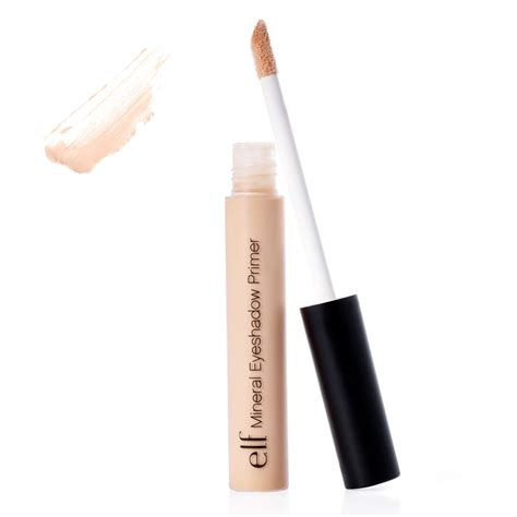Eyeshadow E e l f cosmetics mineral eyeshadow primer sheer 15 oz 4 5 g iherb