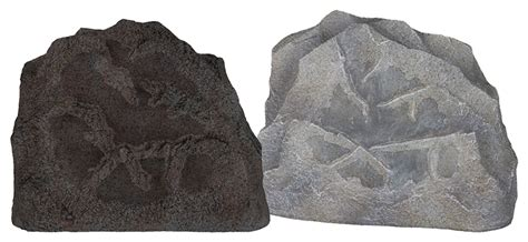 Rock Garden Speakers Sonance Landscape Series Rk63 Outdoor Rock Speakers Pair Av Australia