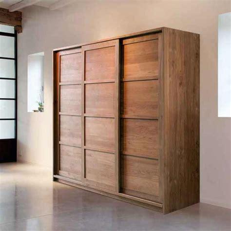 3 door wardrobe teak wardrobe teak stuff